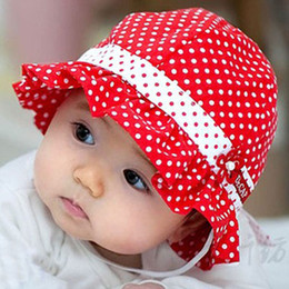 Wholesale Winter Hats Flaps - 2017 Baby & Toddler Flap Sun Protection Swim Hat Sunsafe Protection Surf Clothing hat for Babby Boys Free Ship A-0460