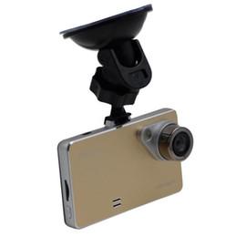 "Wholesale Dashcam Dvr - 20pcs hot sale Car Camera H2000 2.4"" inch screen Full HD Car DVR Video Recorder DashCam 100 Degree Wide Angle Night Vision G-Sensor"