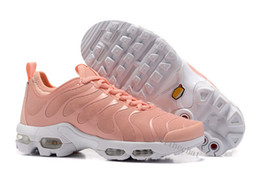 Wholesale Walking Shoes Ladies - New Fashion Colors Womens Tn Running Shoes Hot Sale Online Ladies Tn Cushion Sneakers Sport Outdoors Walking Shoes