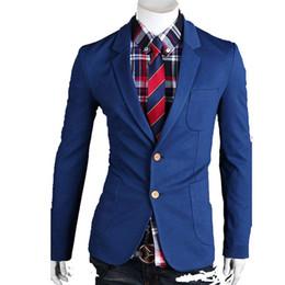 Wholesale Classic British Coats - Wholesale- Men Blazer Suits masculino pied de poule British Casual Office Work Classic Blasers coats Terno Masculino jackets A031