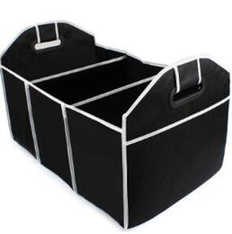 Wholesale Car Boot Tool Storage - Collapsible Car Trunk Organizer Truck Cargo Portable Tools Folding storage Bag Case Space Saving Auto Boot Organizer