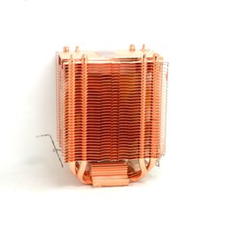 Raffreddatore cpu lga775 online-Wholesale- dual-tower, 90mm 4 heatpipe, ventola CPU, CPU cooler, per Inte LGA775 / 1150/1155/1156 per FM1 / FM2 / AM2 / AM2 + / AM3 / AM3 + / 939, CAH-409-04