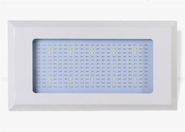 Wholesale Led Panel Grow Red - RED Blue Full Spectrum 300W LED Grow Light Indoor Panel Hydroponic Systems Plants Lamp For Vegetable Flower