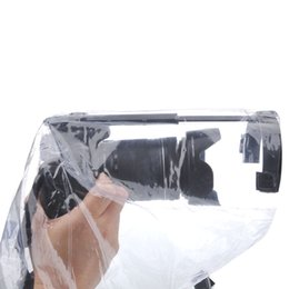 Wholesale Bag For Slr Camera - Professional Camera Rain Cover Coat Bag Protector Rainproof Waterproof Against Dust for Canon Nikon Pendax DSLR SLR