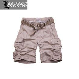 Wholesale Six Plus - Wholesale-High Quality 2016 Male Six Size Shorts Male Leisure Loose Fashion Straight Shorts Men Multicolor Optional No Belt