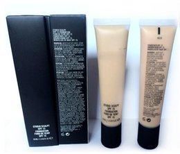 Wholesale NEW Hot brand professional makeup ml STUDIO Foundation SCULPT SPF FOUNDATION FOND DE TEINT SPF DHL Shipping