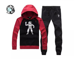 Wholesale Billionaire Boys - Billionaire Boys Club Printed Hoodies fashion mens and women hoodie autumn winter hip hop BBC Hoodies Pullover