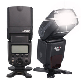 Wholesale Yongnuo Light - Viltrox JY680A On-camera Flash GN33 Speedlite Flash Light with LCD Screen and Backlight for Canon, for Nikon, for Sony Pentax Cameras