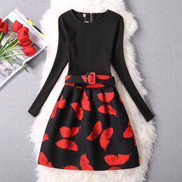 Wholesale Evening Wedding Clothes - Quality Girls Dresses 4-12Y Party Spring Autumn Toddler Evening Vestidos Kids Clothes Wedding Children Clothing Baby Girl Dress