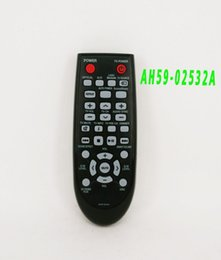 Wholesale Home Theater Sound - Wholesale- Genuine Home Theater Sound Bar Remote Control AH59-02532A For Samsung HW-F355 HW-FM35