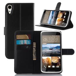 Doppelsim telefon luxus online-Diforate neue ankunft luxus leder brieftasche telefon flip abdeckung tasche für htc desire 828w / htc desire 828 dual sim