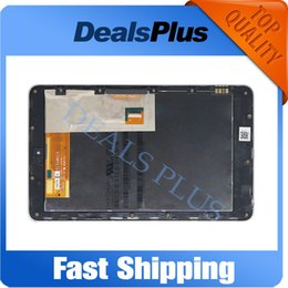 Wholesale Nexus Replacement Display - Wholesale- Replacement New LCD Display Touch Screen + Frame Assembly For Asus Google Nexus 7 Nexus7 2012 ME370T Wifi Black Free Shipping
