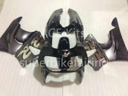 Wholesale Honda Cbr 1997 - 3 free gifts For HONDA CBR900RR 96 97 CBR 900RR 893 1996 1997 Fairing black Gray AS9