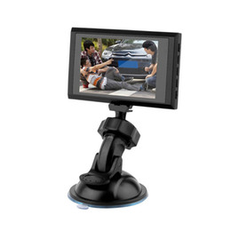 Wholesale Gps Parking Detector - car DVR 1080P 2.7 inch parking HD tachograph ultra-wide 140-degree car detector Night Vision loop car camera recording logger