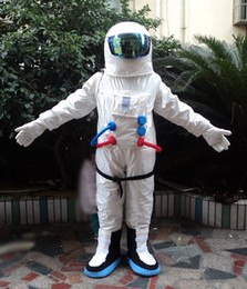 Wholesale Japanese Anime Backpacks - High quality Space suit mascot costume Astronaut mascot costume with Backpack