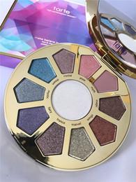 Wholesale Eyeshadow Tattoos - Believe in yourself Eyeshadow Eye shadow Highlighters Tattoos Eye Migic 11 Colors palette Opals High Quality Highlighting Powders