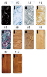 Wholesale Painting Black Art - phone 8 shell Silica gel marble painted phone shell relief soft shell TPU creative art mobile phone sets