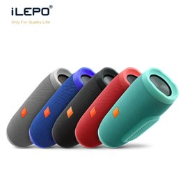Wholesale Mini Powerbank - Charge 3 Speaker portable mini bluetooth streaming subwoofer waterproof built-in 1200mAh powerbank echo-cancelling speakerphone fashion