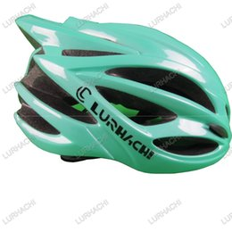 Wholesale Bike C - 2017 New Style LURHACHI C-001-07 Light Green Safety MTB Mountain Road Bike Bicycle Helmet Professional Riding Cycling Helmet