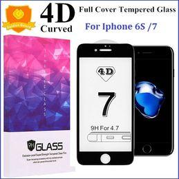 4D Kavisli Tam Kapak Temperli Cam Iphone 7 6 S Artı Colorfull Beyaz Siyah Çin Kırmızı Mat Kırmızı 98% Orijinal Telefon Renk Ahşap Kutu Ile nereden mat kutu kırmızı tedarikçiler