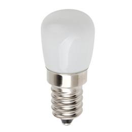 Wholesale Fridge Light Bulbs - E14 3W Refrigerator LED Light Mini Bulb 220V Bright Lamp for Fridge Freezer Crystal Chandeliers Lighting LED_400