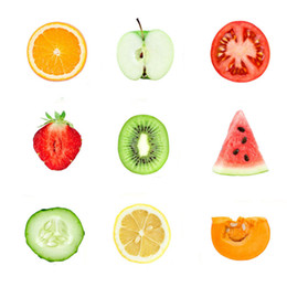 Wholesale Apple Brooch Pin - Wholesale- 1PC Fashion Woman Jewelry Orange Apple Watermelon Strawberry Lapel Pins Brooches For Women Girl Fruit Brooch Badge Collar
