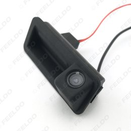 Wholesale Ford Focus S - FEELDO Car CCD Rear View Camera Land Rover Freedom Knight Range Rover Ford Mondeo Carnival S-Max Focus 2C 3C Original Size Parking # 2846