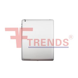 Wholesale Ipad Back Cover Housing - New 100% tested 3g Wifi Version mobile repair for ipad 4 back cover housing replacement 4 with Wholesale Best Quality
