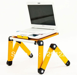 Wholesale Factory Direct Folding table laptop desk drawing board Unique Learning Tools Portable Notebook stand