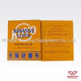 Wholesale Wholesale Abrasive Sandpaper - 100pcs lot Polishing Abrasive Mesh Paper Sandpaper Sanding Paper 180#
