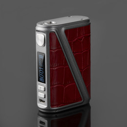 Wholesale E Power - Original Warlock Electronic Cigarette 233W Box Mod E Cigarette Smallest Size e-cigarettes Powered by 18650 Stick Vaporizer hot sale