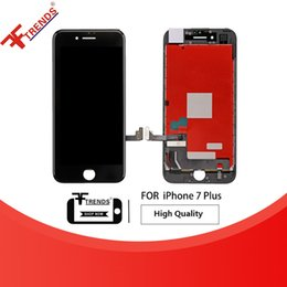 Wholesale Cheap Inch Lcd - Cheap 5.5 inch For iPhone 7 Plus LCD Display With Good 3D Touch Screen Digitizer Assembly Replacement Free Shipping