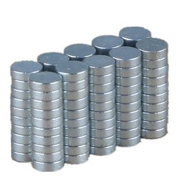 Wholesale Strong Neodymium - 500x Disc Rare Earth Neodymium Super Strong Fridge Magnets N35 3x1mm