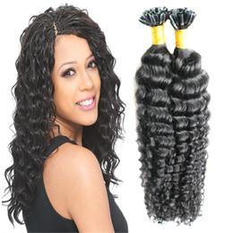 Brezilyalı kinky kıvırcık fusion saç uzantıları 100g U Ucu Saç Uzantıları 100 s keratin sopa İpucu İnsan saç uzantıları supplier stick tipped human hair extensions nereden sivri uçlu insan saç uzantıları tedarikçiler
