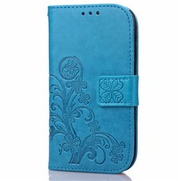 Wholesale S3 Case Neo - Luxury Wallet Case for Samsung Galaxy S3 Flip Wallet Leather Cover For Samsung S3 Case Galaxy I9300 Neo i9301 Duos i9300i Phone Case