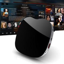 Wholesale Cheap 3d Tvs - Cheap IX2 Android tv box Smart Mini PC RK3229 Quad Core 1GB 8GB 4K 3D Media Player Phoenix pre-loaded VS MXQ Pro