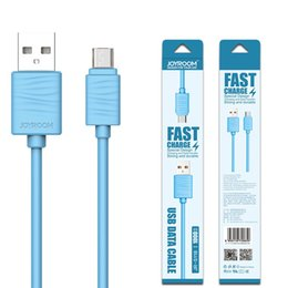 Wholesale S4 Charging - JOYROOM Sync Data USB Cable 1M 3Ft Data & Charging USB Cable for Samsung S4 S5 S6 S7