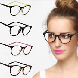 Wholesale Wholesale Designer Optical Frames - 2017 Women Cat Eye Decoration Eyewear Optical Glasses Frame Brand Designer Clear Lens Eyeglasses 10pcs Lot Free Shipping