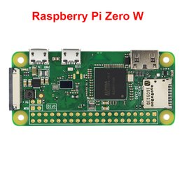 Wholesale Ram Board - 2018 Raspberry Pi Zero W Board 1GHz CPU 512MB RAM with Built-in WIFI & Bluetooth RPI 0 W