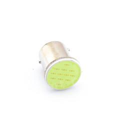 Ampoules led intérieures rv en Ligne-500 pcs COB P21W LED 12SMD 1156 BA15S DC12V Ampoules Blanc Rouge Bleu Jaune Camion RV Véhicule Intérieur Lumière Parking Auto Lampe De Voiture