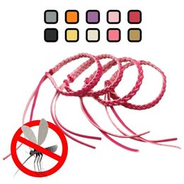 Wholesale Mosquito Insect Repellent - Mosquito Repellent Bracelet Natural DEET FREE Insect Repellent Bands, Anti Mosquito up to 360Hrs Protection Outdoor and Indoor for Adults &