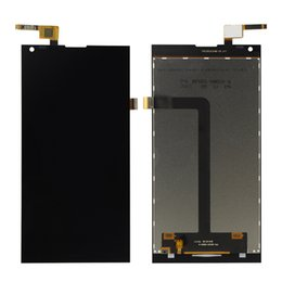 Wholesale Iphone Lcd Original Screen - Wholesale- Original For DOOGEE DG550 LCD Display With Touch Screen Digitizer Assembly Free Shipping