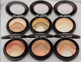 Wholesale Good Combinations - FREE SHIPPING HOT good quality Lowest Best-Selling good sale Newest Mineralize Skinfinish Face Powder & eye shadow 10g+ gift