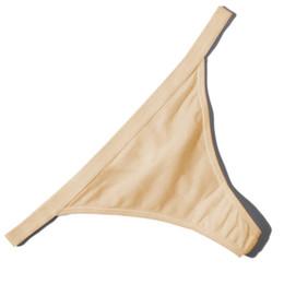 2019 plus größe dessous großhändler Sexy Cotton G String Thongs Seamless Panties für Frauen Sexy Dessous Unterwäsche
