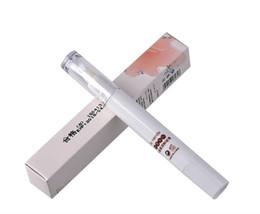 essenz make-up großhandel Rabatt Lippenstift-Make-upentferner des heißen Verkaufsverfassungs-Entferner-Stiftes und Korrekturschönheit entfernte Corrector-Stift freies Verschiffen
