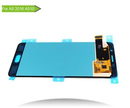 Wholesale Galaxy S3 Screen Display - For Samsung A510 Screen for Samsung A510 screen display lcd