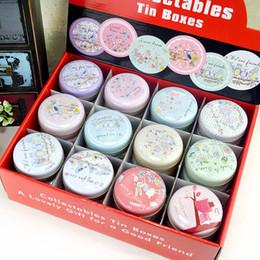 New Hot Mac Cosmétique Maquillage Organisateur Tin Box Petit Rond En Métal Cas De Bonbons ? partir de fabricateur
