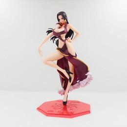 Wholesale Boa Hancock Sexy Figure - Anime ONE PIECE Portrait.Of.Pirates Boa Hancock Ver.BB PVC Sexy Figure Model Toy New In Box