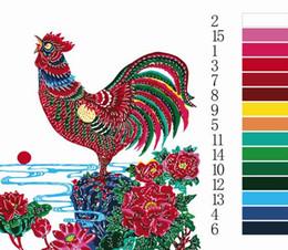 Pittura a olio fatta a mano, Pittura di arte della parete di DIY dai corredi di numero per i bambini bella moda carina - paesaggio e giorno di Natale 16X20inch da