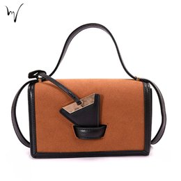 Wholesale Cheap Woven Bags - Cover Lozenge Velvet Ladies Crossbody Bag Metal Chain Large Factory Weave Handbag Retro Korean Hand Fine Cheap Quality New Package Discount